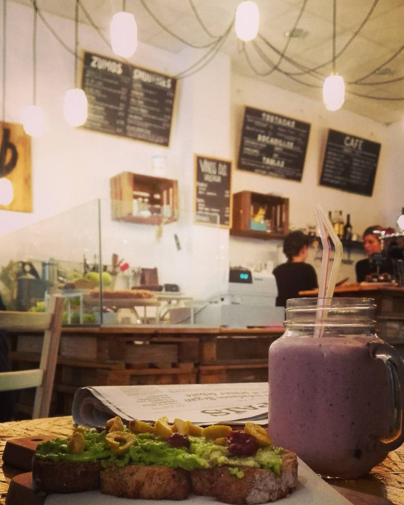cafes in valencia spain