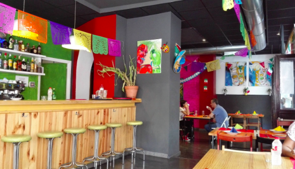authentic mexican food in valencia spain